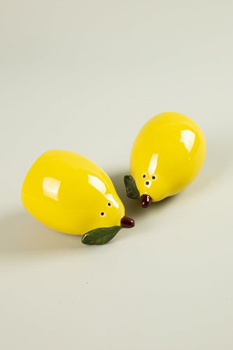 Carraig Donn HOME Salt & Pepper Set Lemons Salt and Pepper Set