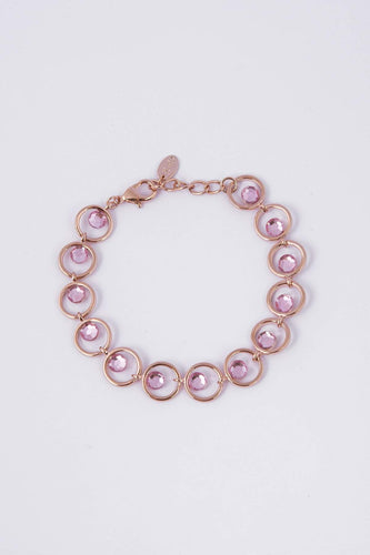 Knight & Day Bracelets Rose Gold Leonie Rose Gold Bracelet