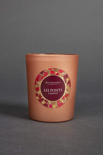 Max Benjamin Candles One Size Les Ponts à Minuit Scented Candle