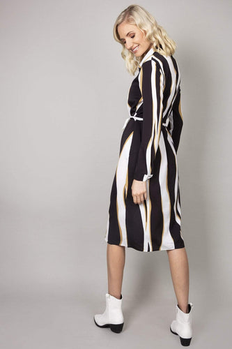 Nova of London Dresses Longline Shirt Dress