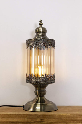 Carraig Donn HOME Lamps Malik Lamp