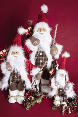 Carraig Donn HOME - Christmas Christmas Decorations Medium Traditional Santa