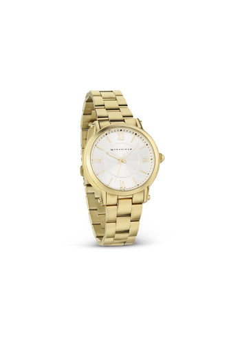 Newbridge Silverware Jewellery Watches Gold Mens Gold Plated Watch