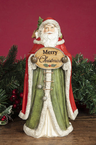Carraig Donn HOME Christmas Ornaments Merry Christmas Santa