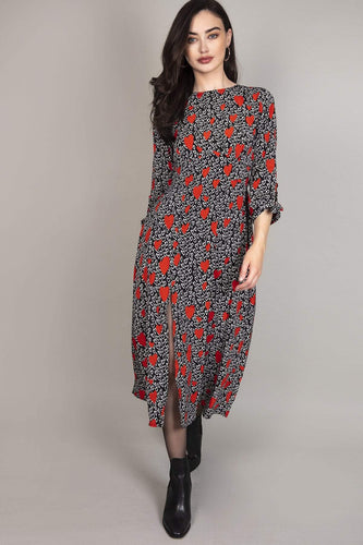 Ada Rowe Dresses Multi / XS / Midi Mia Dress