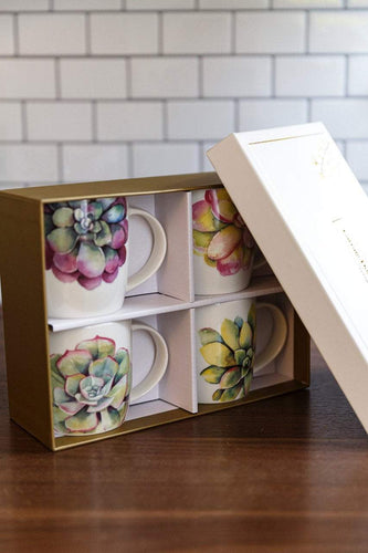 Carraig Donn Living Mugs Mia Set of 4 Mugs