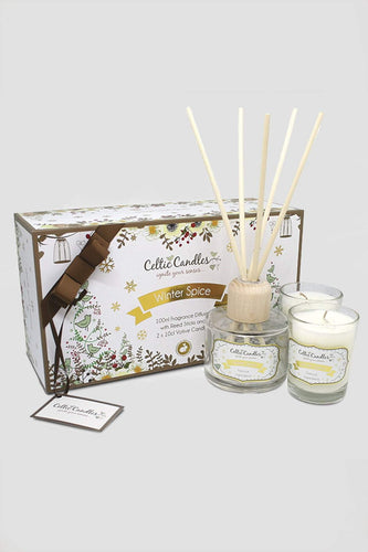 Celtic Candles Gift Sets Mini Gift Set Winter Spice