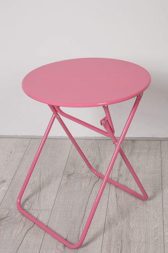 Carraig Donn HOME Tables Pink Mini Table in Pink