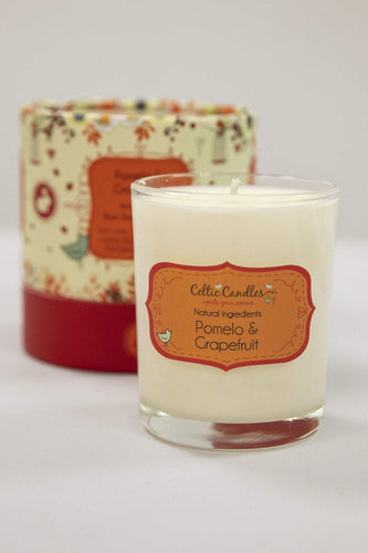 Celtic Candles Candles Pomelo and Grapefruit Aromapot Round Tumbler 20cl