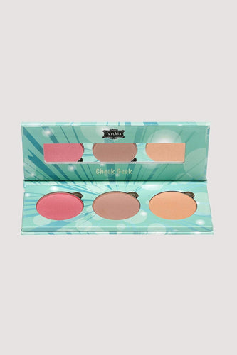 Fuschia Blushers Powder Blusher -