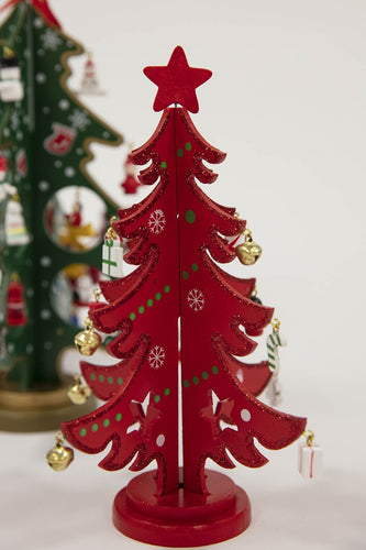 Carraig Donn HOME - Christmas Christmas Decorations Red Craft Tree