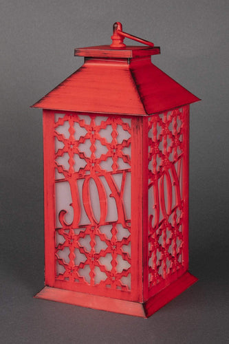 Carraig Donn HOME - Christmas Christmas Lighting Red Lantern