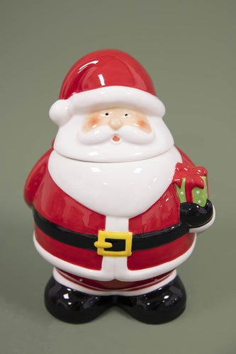 Carraig Donn HOME - Christmas Christmas Tableware Santa Cookie Jar