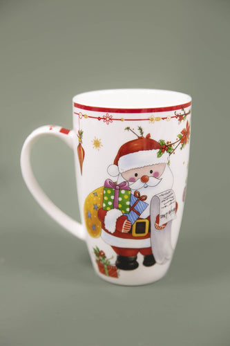 Carraig Donn HOME - Christmas Christmas Tableware Santa Latte Mug