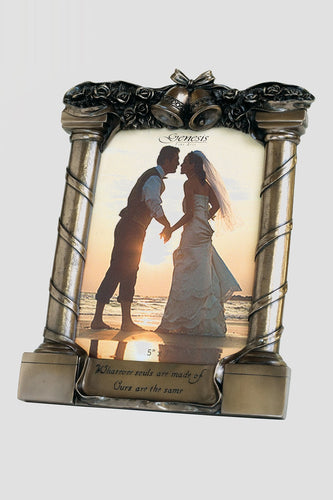 Genesis Photo Frames Scripted Wedding Frame
