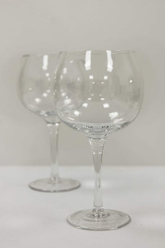 Newgrange Glasses Set of 2 Gin & Tonic Glasses in Clear