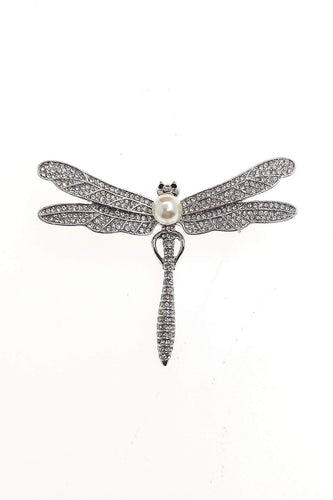 Soul Jewellery Brooches Silver Silver Dragonfly Brooch - SOUL Special