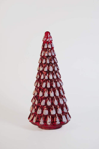 Carraig Donn HOME Christmas Trees Small Red Tree