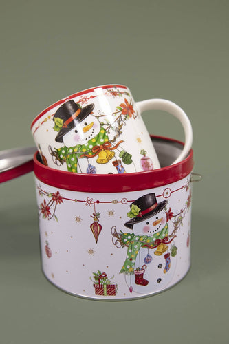 Carraig Donn HOME - Christmas Christmas Tableware Snowman Coffee Cup