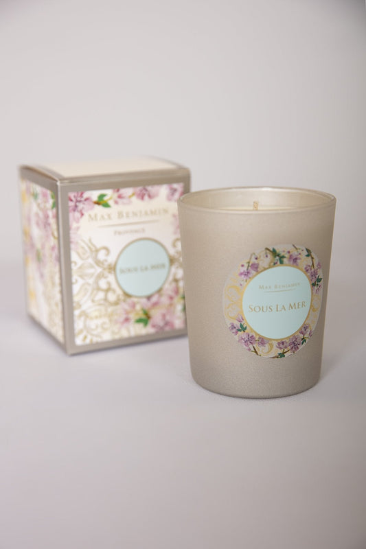 Max Benjamin Candles One Size Sous La Mer Scented Candle