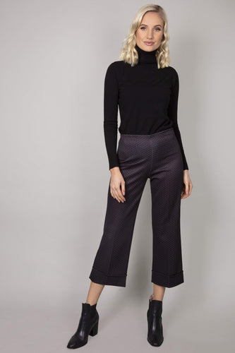 Pala D'oro Trousers Black / S/M Spot Trousers in Black