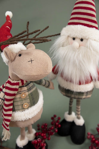 Carraig Donn HOME - Christmas Christmas Decorations Standing Moose