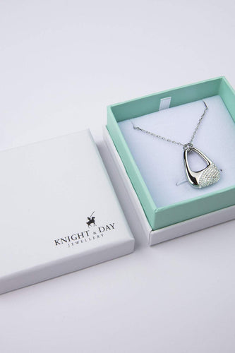 Knight & Day Necklaces Silver Taryn Silver Necklace