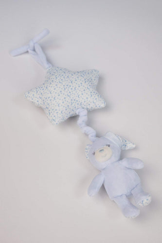 Carraig Donn HOME Chime Teddy Music Chime in Blue
