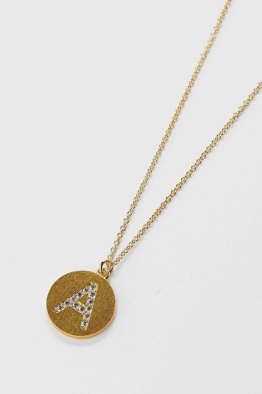 Cherish Necklaces Gold The