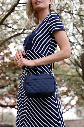 SOUL Accessories Bags Navy The Ada Bag in Navy