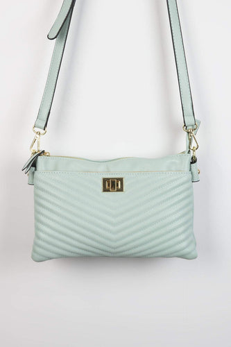 Pala D'oro Accessories Bags Mint The Aoife Handbag in Mint