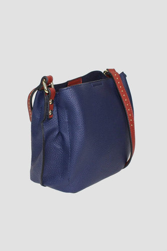 Pala D'oro Accessories Bags Navy The Becca Crossbody bag in Navy