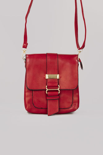 SOUL Accessories Bags Burgundy The Cristine Xbody bag in Burgundy