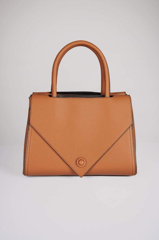 SOUL Accessories Bags Brown The Edwina Handbag in Brown