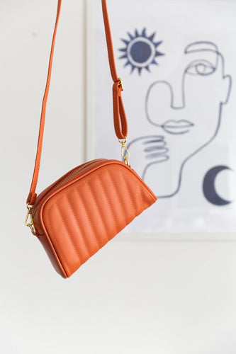 SOUL Accessories Bags Orange The Ella Bag in Orange