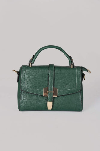 SOUL Accessories Bags Green The Emer Handbag in Green