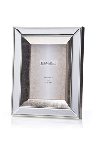 The Grange Photo Frames The Grange Collection Robyn Mirror 5 x 7 Photo Frame
