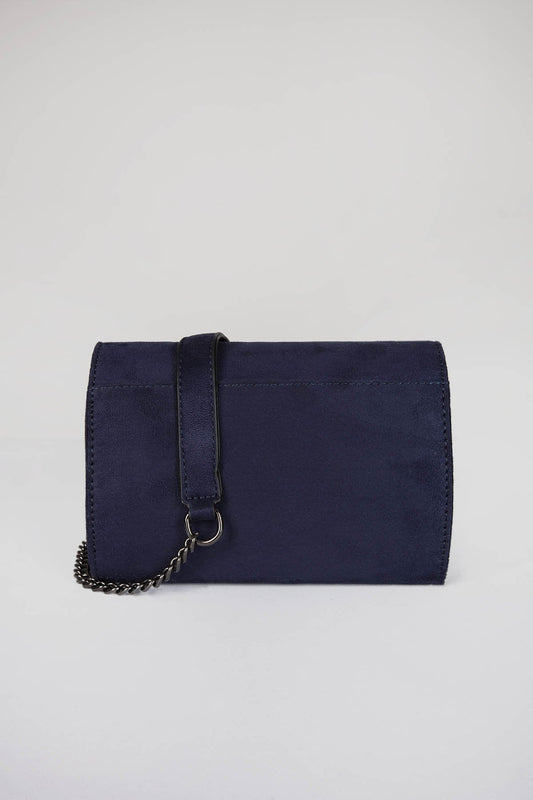 SOUL Accessories Bags Navy The Kathleen Handbag in Dark Blue