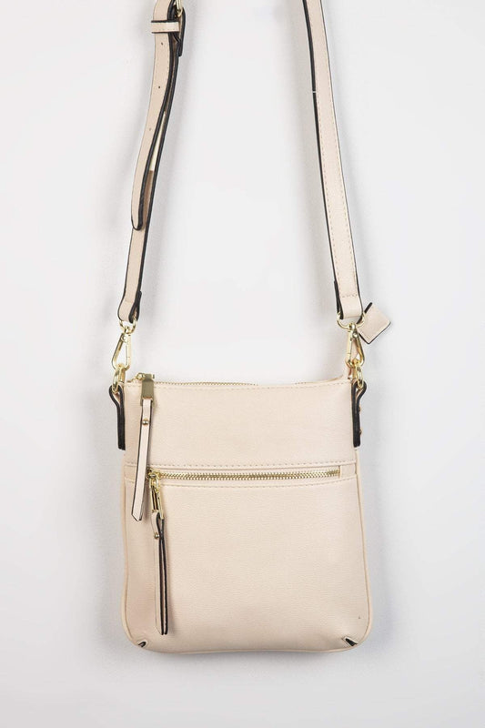 Pala D'oro Accessories Bags Beige The Lucy Handbag in Beige