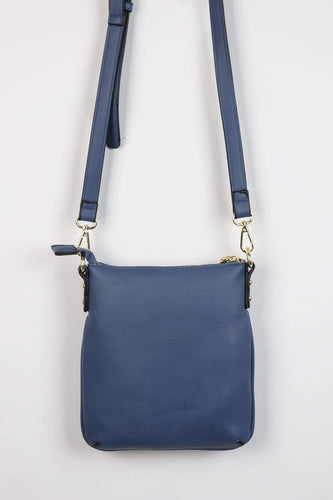 Pala D'oro Accessories Bags Beige The Lucy Handbag in Navy