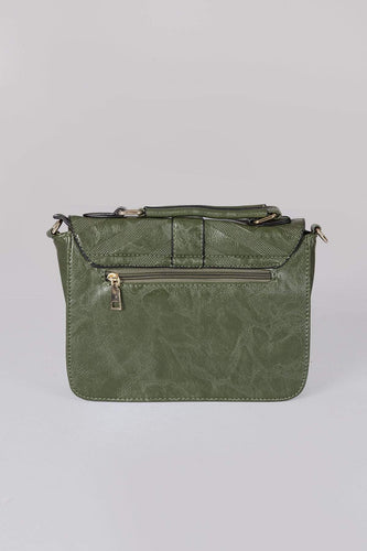 SOUL Accessories Bags Green The Maura Handbag in Green