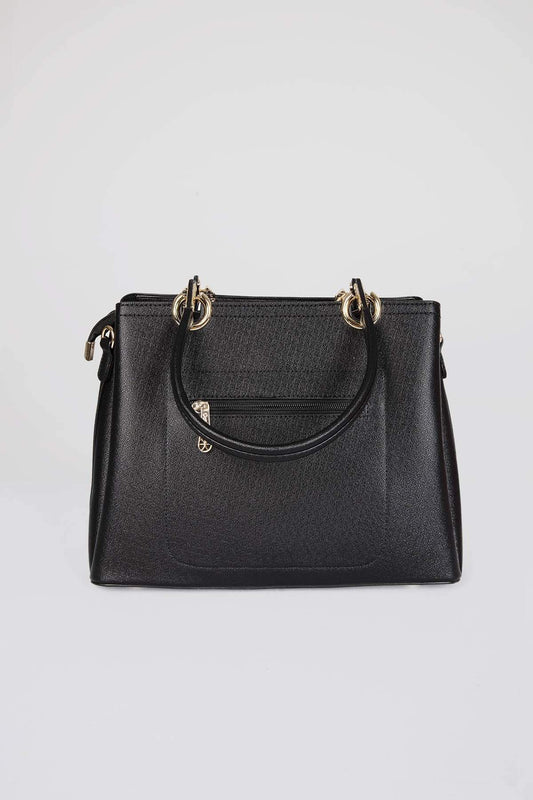 SOUL Accessories Bags Black The Pauline Handbag in Black
