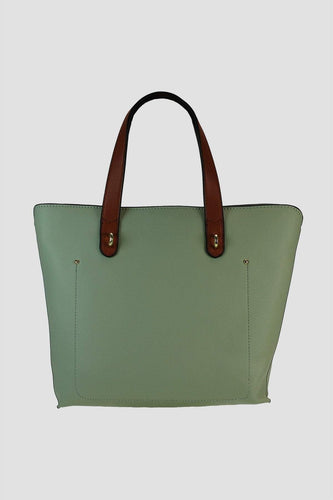 Pala D'oro Accessories Bags Mint The Ruth Tote bag in Mint