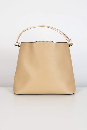 SOUL Accessories Bags Beige The Sarah Handbag in Beige