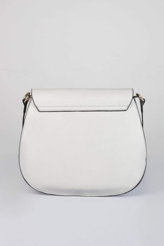 Tipperary Crystal Bags Bags Grey The Savoy Large Satchel Bag in Grey
