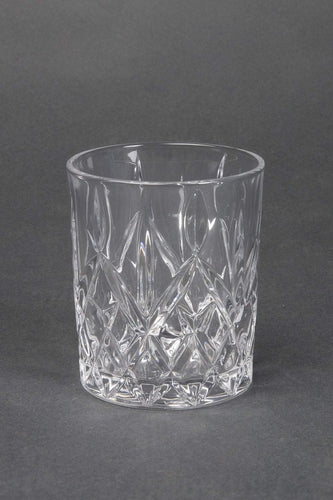 Newbridge Silverware Glassware Whiskey Set of 6 Glasses