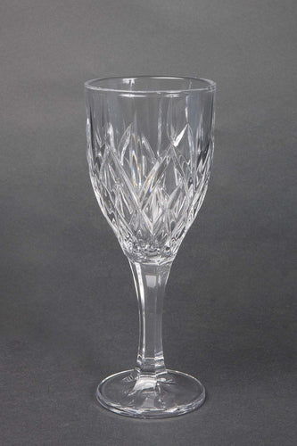 Newbridge Silverware Glassware Wine Set of 6 Glasses