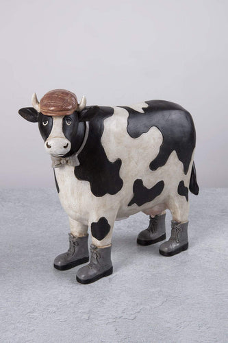 Carraig Donn HOME Ornaments Wooden Country Cow