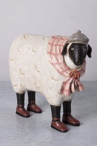 Carraig Donn HOME Ornaments Wooden Country Sheep