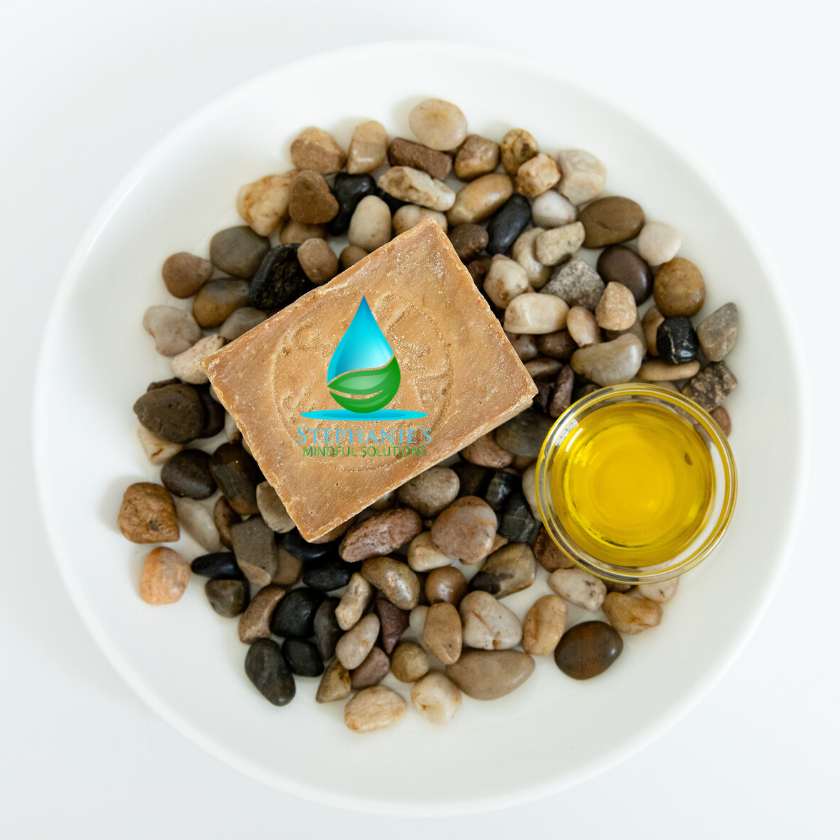 Mineral Bar (Olive & Laurel Oil) Aleppo - MMNT LLC – Mindful Minerals North Texas